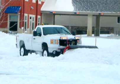 Commercial Snow Removal Services in Sioux Falls, SD